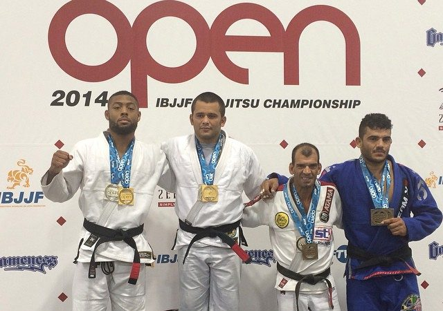 Atlanta Open: Team Lloyd Irvin closes out black belt open class, other results