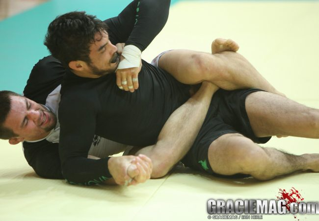 Know a little more about the technique of BJJ rising star Garry Tonon