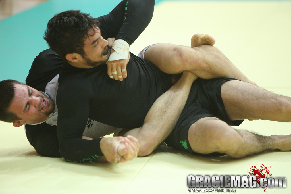 Garry Tonon vs. Kron Gracie at the 2013 ADCC