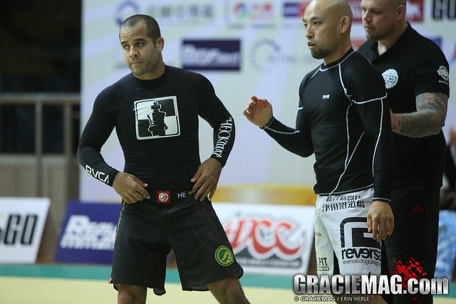 Celebrate Leo Vieira's birthday and watch how he beat Eddie Bravo at the 2003 ADCC