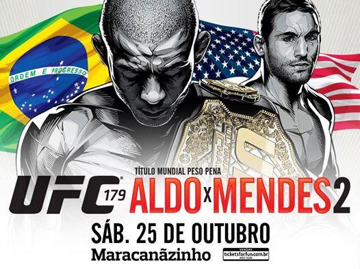 UFC Rio: Ingressos de arquibancada esgotam em três horas