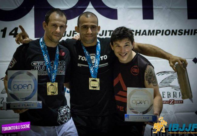 Toronto Open: James Puopolo wins double gold, adds to Ribeiro Jiu-Jitsu third team title