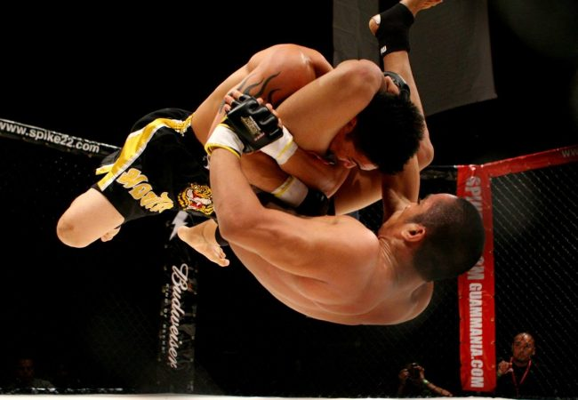 Video: 10 flying triangles that have effectively worked in Jiu-Jitsu tournaments