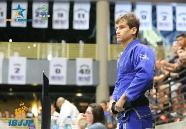 "Osvaldo ""Queixinho"" Moizinho confirmed in IBJJF Pro League at World Jiu-Jitsu Expo"