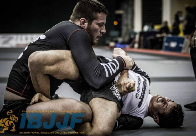 Caio Terra makes his comeback & conquers the black belt no-gi absolute in Chicago
