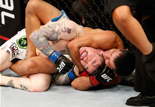 Formiga espera voltar ao top 5 com vitória no UFC deste sábado