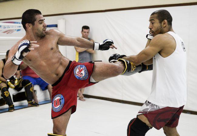 """Barão focado para voltar ao topo no UFC: """"O cinturão tem de ser meu"""""""