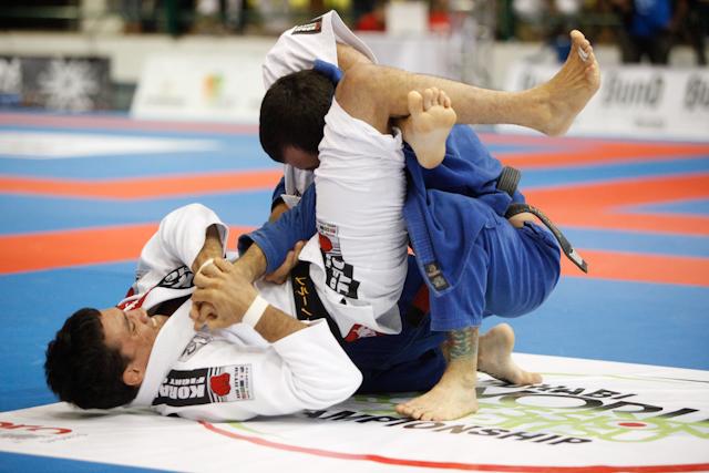 World Jiu-Jitsu Expo: AJ Agazarm vs. Bruno Frazatto superfight added to schedule