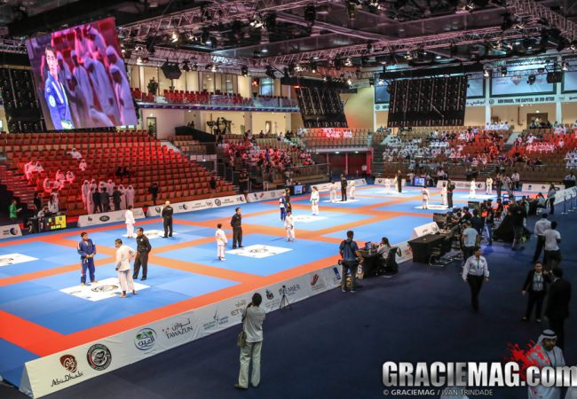 Abu Dhabi divulga países que vão receber seletivas de Jiu-Jitsu para WPJJC 2015