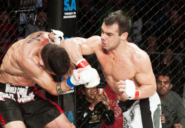 Jiu-Jitsu e cinturão: veja como Celsinho Venícius venceu no Circuito Talent de MMA