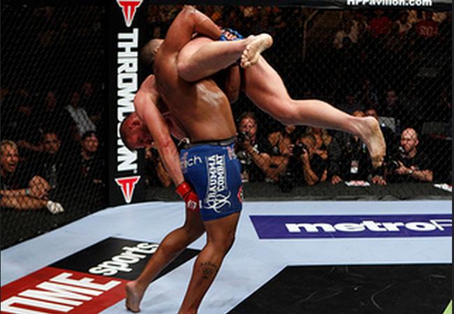 Um dia de treino solto com Daniel Cormier, astro do UFC