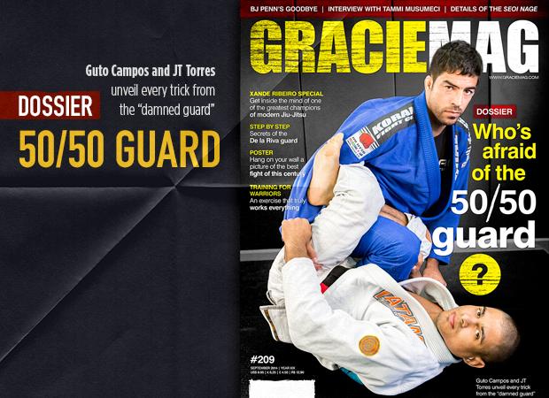 GM #209: Dossier 50/50 guard