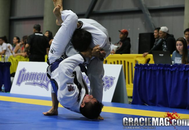 Trouble finishing the triangle choke? Use these three tips to always succeed