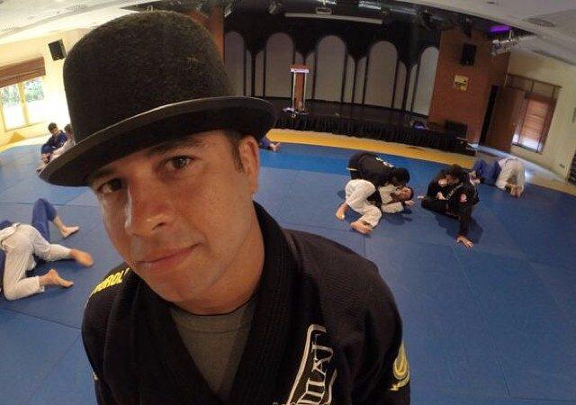 Léo Vieira dá seminário de graça na Jiu-Jitsu Expo