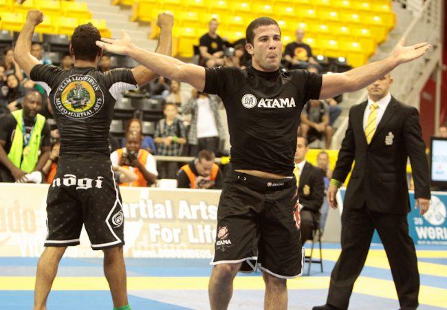 Campeão mundial de Jiu-Jitsu, Augusto Tanquinho assina com o Legacy FC