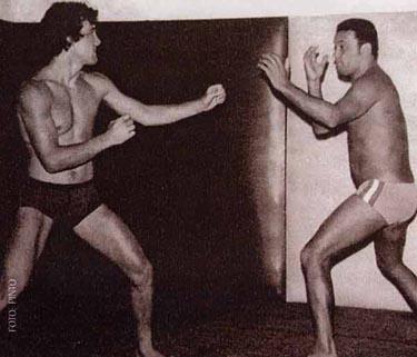 Defesa pessoal no Jiu-Jitsu: os famigerados treinos de taparia