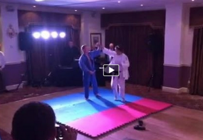 Hands down the best wedding dance video ever
