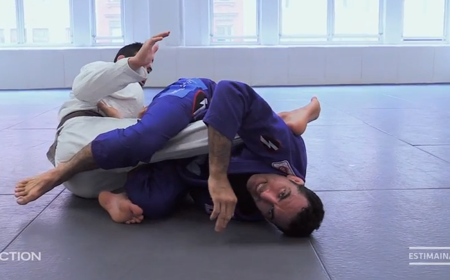 Get ready for Braulio's EstimaInAction on Aug. 8 by learning this kneebar from spider