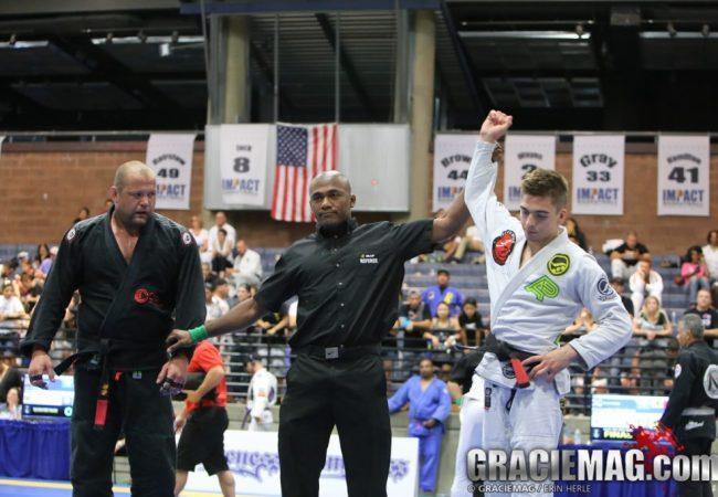Las Vegas Open de Jiu-Jitsu: Gianni Grippo conquista mais um absoluto na temporada
