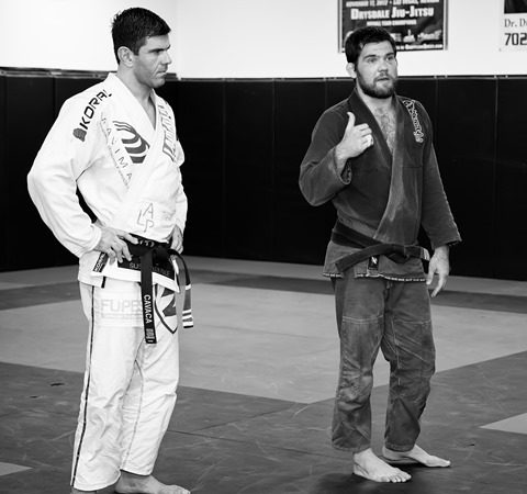 Rodrigo Cavaca e Robert Drysdale confirmados na Jiu-Jitsu Expo 2014