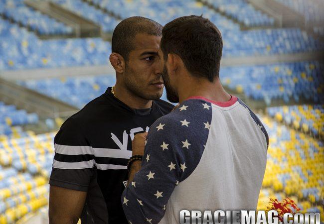 Vídeo: Aqueça para Aldo x Mendes na prévia do UFC 179, no Rio