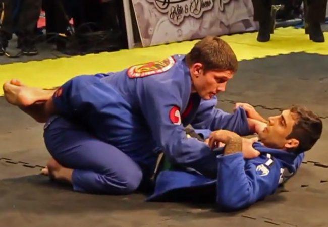 Vídeo: Leandro Lo x Claudio Calasans na final do absoluto faixa-preta em SP