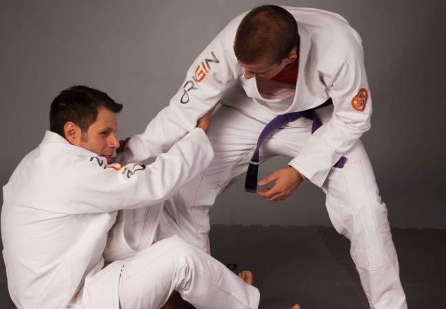 GMI: aumente seu arsenal de raspagens no Jiu-Jitsu, na aula de Cleiber Maia