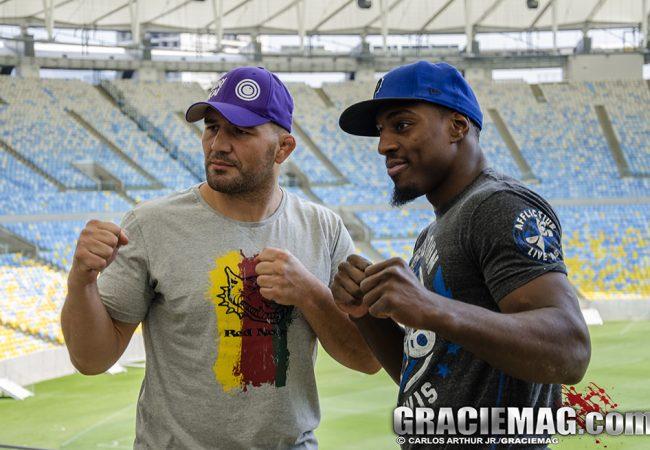 Vídeo: Glover Teixeira aposta no Jiu-Jitsu contra o antijogo de Phil Davis no UFC Rio