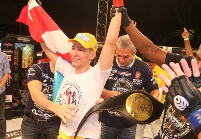 UFC assina com campeã do Jungle Fight para edição em Brasília