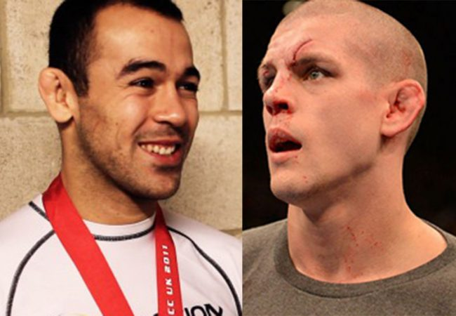 Jiu-Jitsu x MMA: O treino de Marcelo Garcia e Joe Lauzon