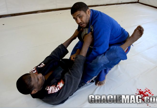 Jiu-Jitsu: Aprenda o atalho de André Marola para passar a guarda fechada
