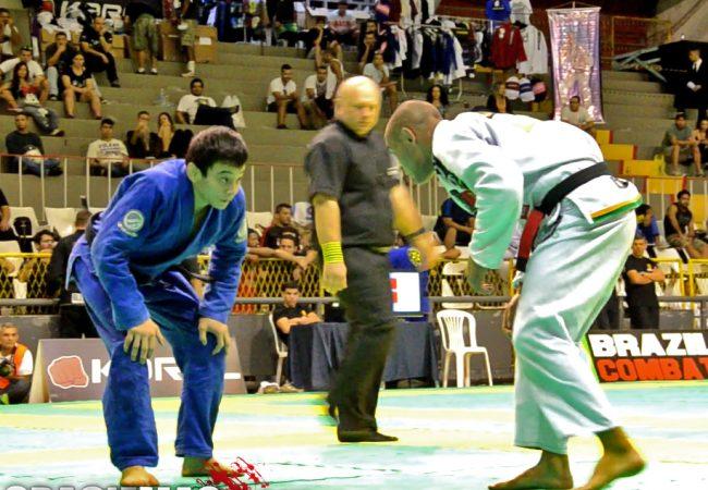 Rio BJJ Pro: a batalha de Jiu-Jitsu de Paulo Miyao x Léo Cascão