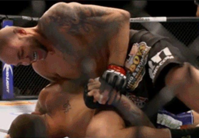 Jiu-Jitsu: Reveja a primeira chave omoplata da história do UFC