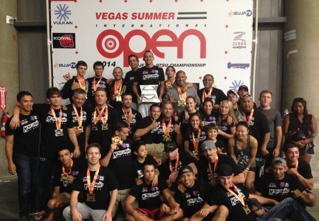 Nova Uniao wins big at the Vegas Open with Gustavo Dantas' lead