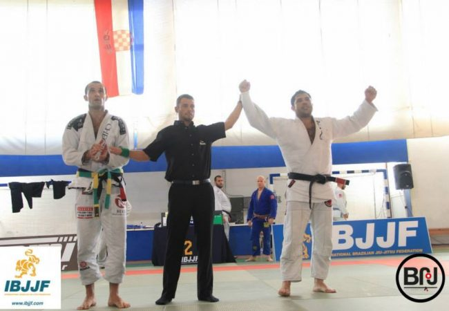 First IBJJF Zadar Open crowns its victors through storm of black belt matches in Croatia