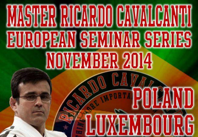Master Ricardo Cavalcanti European seminar series starts Nov. 8 in Poland