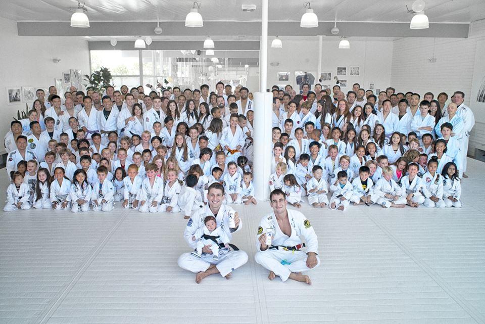AOJ kids team. Photo: Nick the Tooth