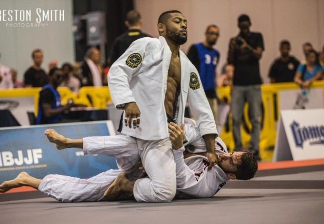 Team Lloyd Irvin stars close out brown and black belt opens at Atlanta Open