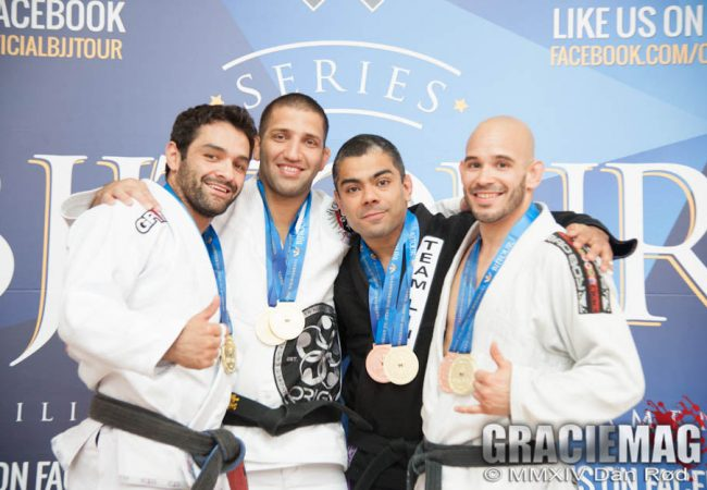 BJJ Tour is coming to Kissimmee, Florida for gi tournament on Sept. 27!