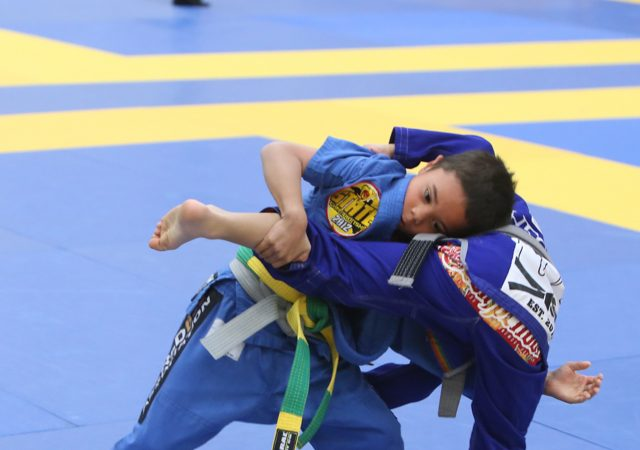 Calling all children to the WJJE: Join the fun and compete at the American Nationals Kids