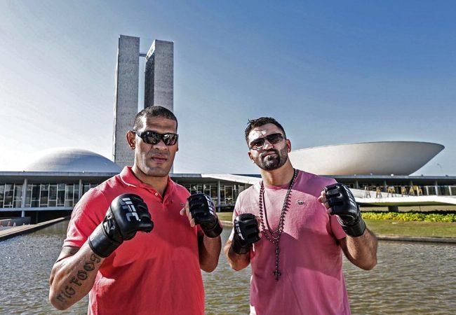 Vídeo: Antônio Pezão projeta batalha com Arlovski no UFC em Brasília