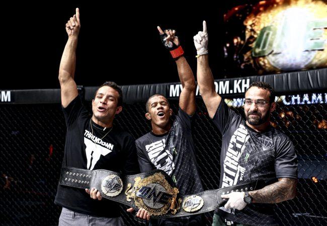 Nossos samurais: confira o novo brasileiro dono de cinturão no MMA