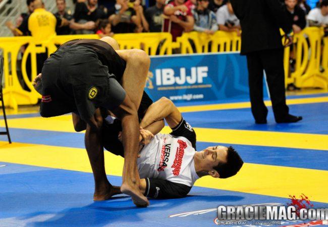 O ataque fulminante de Caio Terra no Mundial de Jiu-Jitsu Sem Kimono 2014