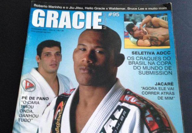 Você se lembra quando Ronaldo Jacaré impressionou o mundo do Jiu-Jitsu?