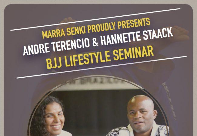 Brazil-021's Hannette Staack & Andre Terencio at GMA Marra Senki in San Antonio Oct. 4-5