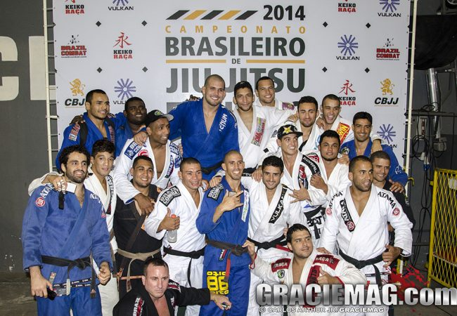 GF Team at the 2014 Brazilian Teams championship