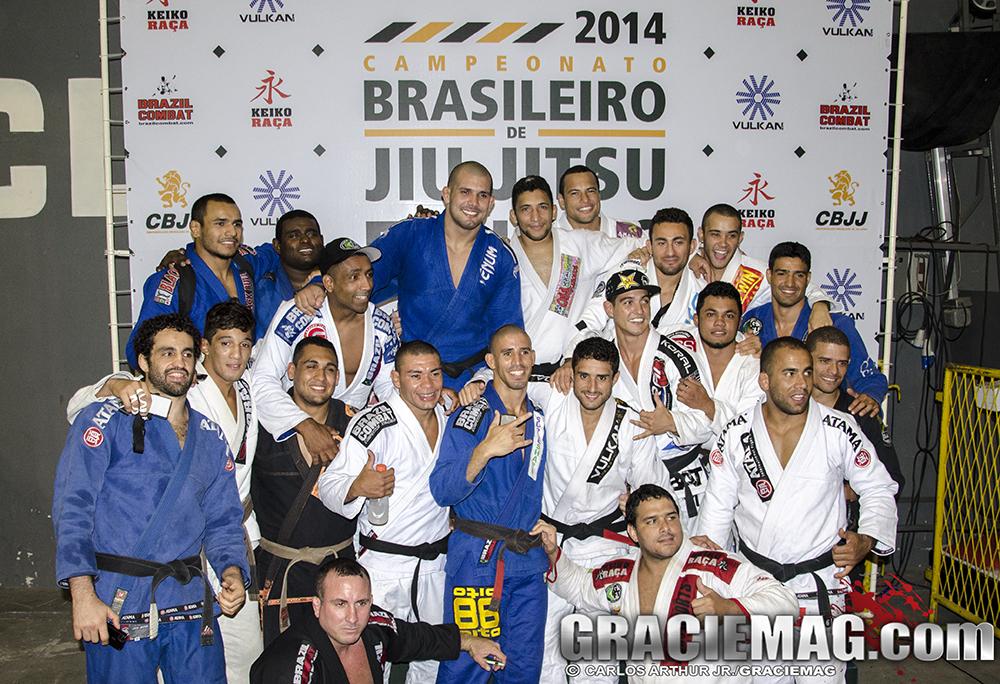 GF Team at the 2014 Brazilian Teams championship