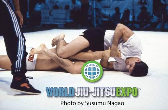 Aprenda de graça com Jean Jacques Machado, na Jiu-Jitsu Expo
