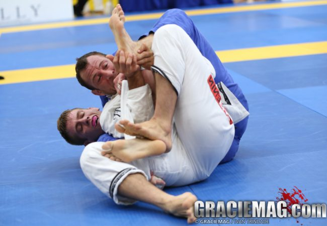 Worm vs. Turtle: watch Keenan and Telles battle for gold at the American Nationals