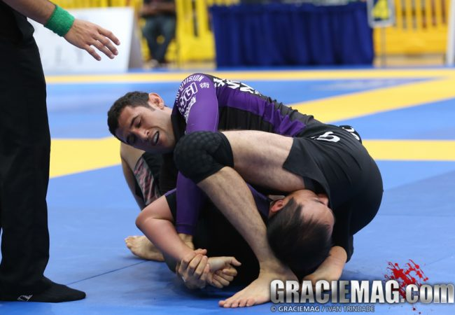 Worlds No-Gi: take a look at the brackets and schedule for the weekend